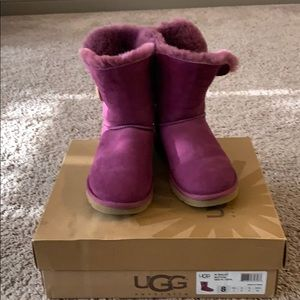 Bailey Button Uggs.